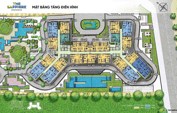 Mat-bang-tang-dien-hinh-toa-S1-The-Sapphire-Residence-Ha-Long