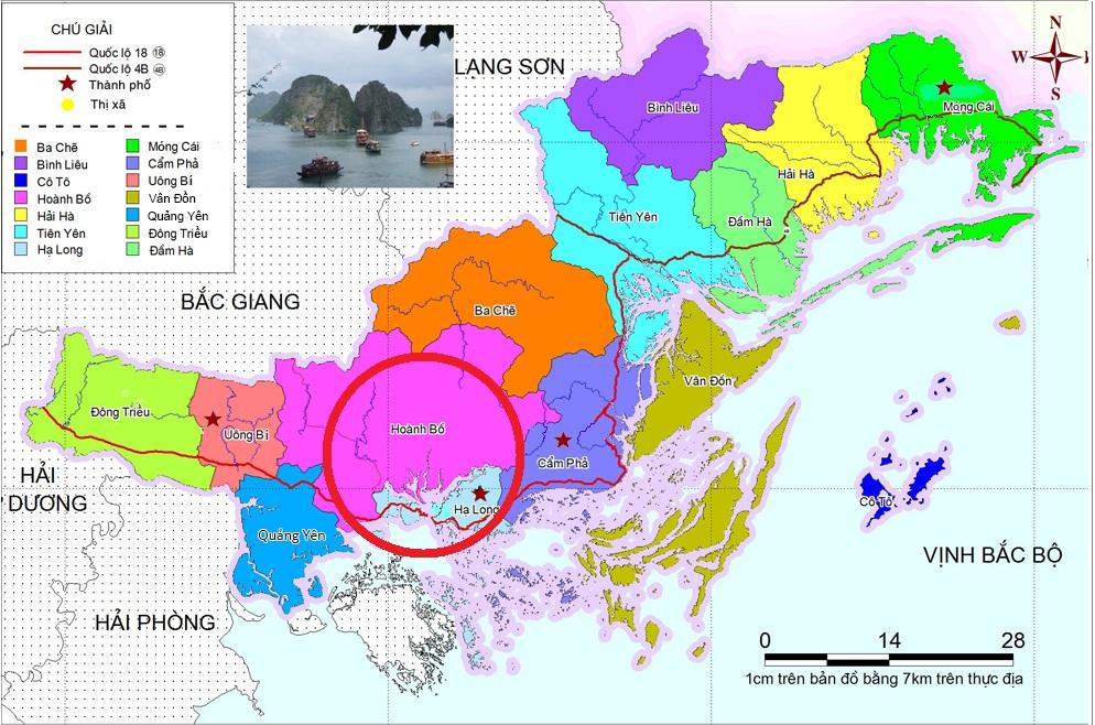 Hạ Long - Hoành Bồ